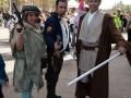 Desfile Star Wars Catalunya Arc de Triomf 2014