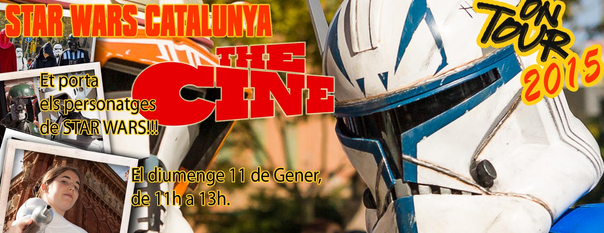 banner the cine copia