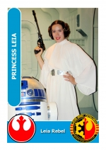Leia Rebel