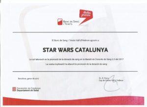 Diploma banc sangre 2017